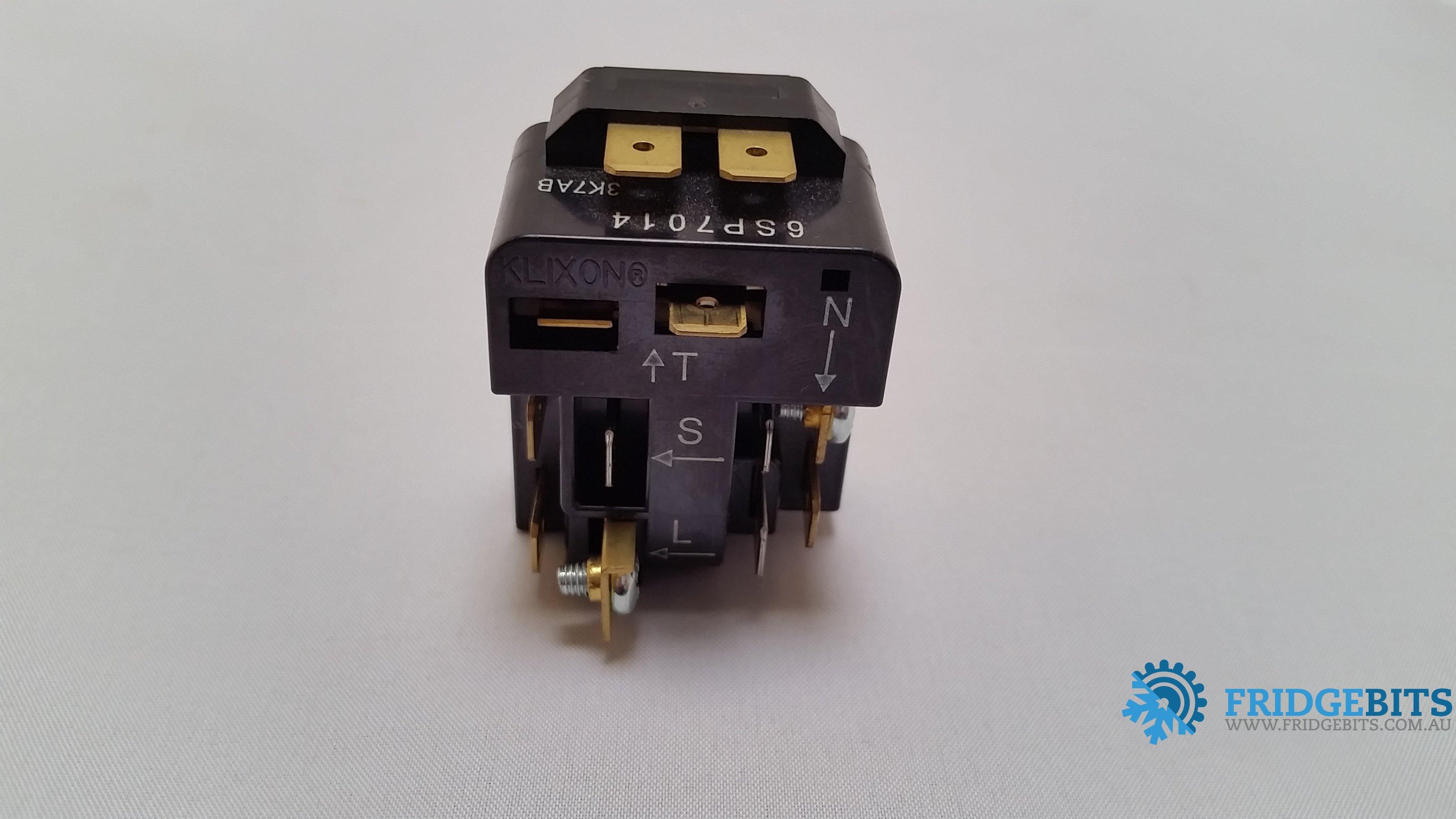 klixon compressor relay related keywords