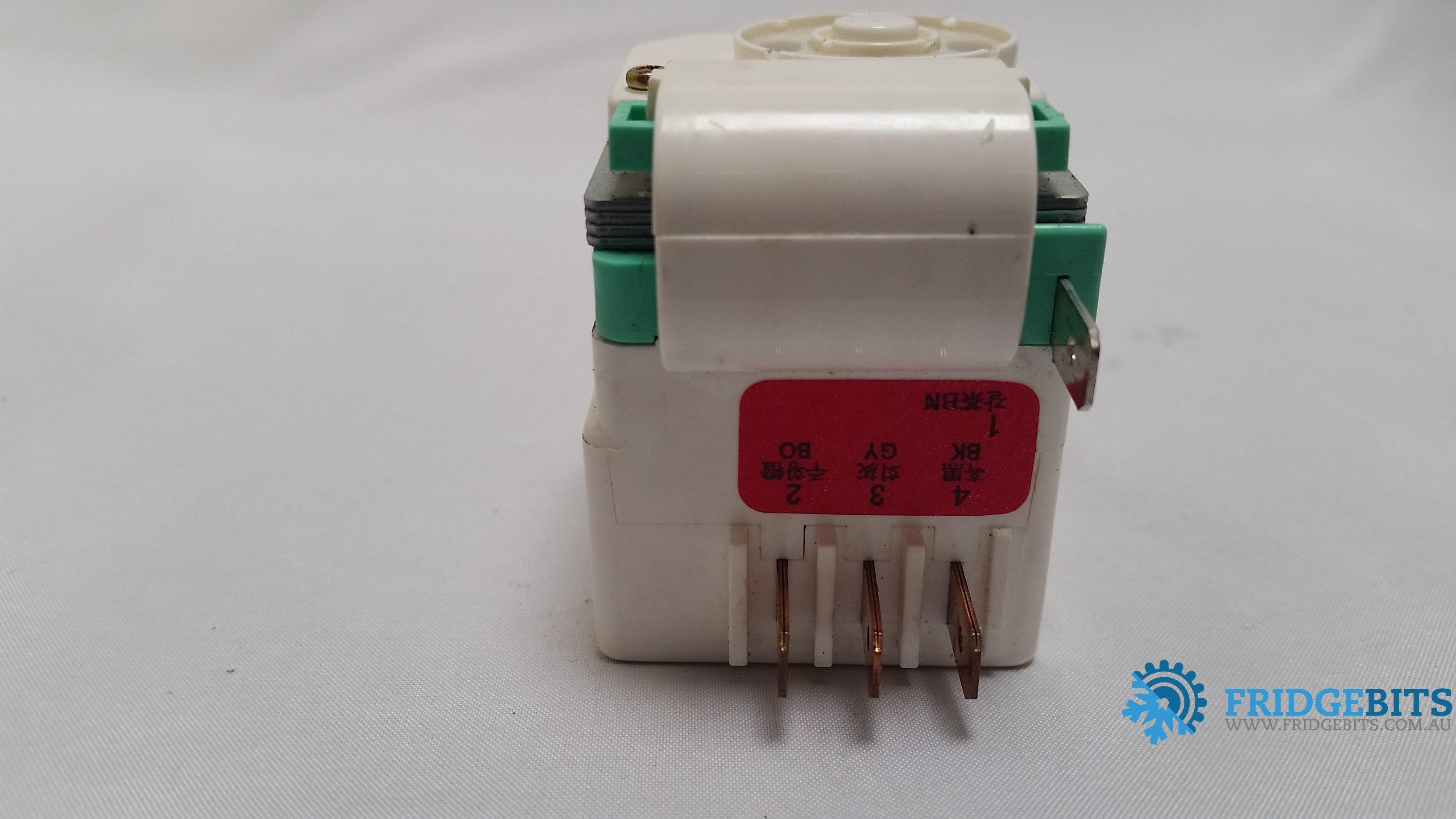 Sankyo Tmde706sc 200 240v 50 60hz 6 Hour 35 Minute Defrost Timer Circuit Diagram