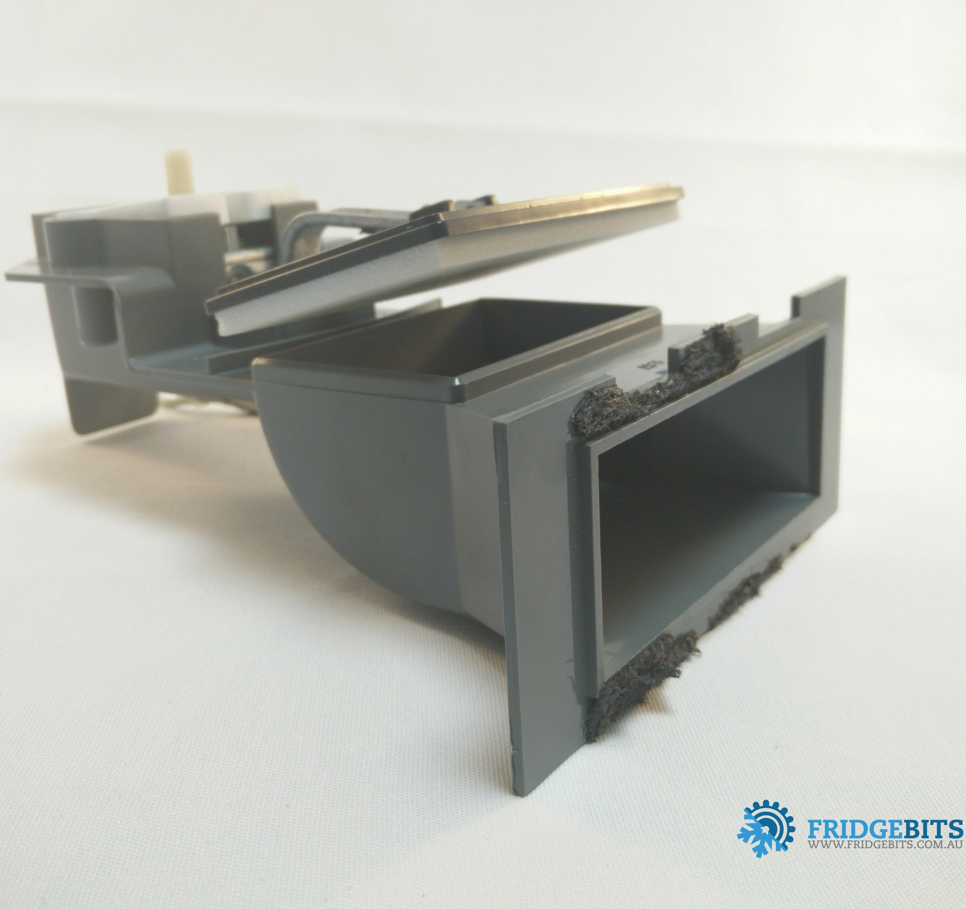 Whirlpool Samsung Refrigerator Thermostat Damper Assembly